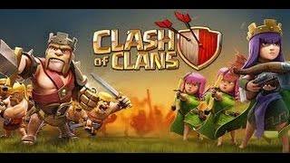 Clash Of Clans - nossa vila, Parte#01
