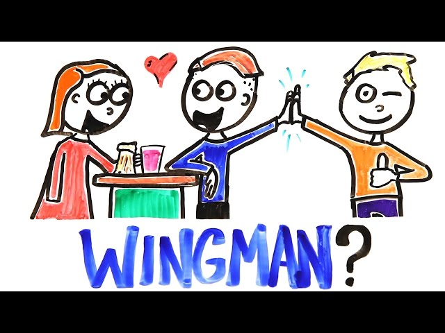 what is a wingman in dating