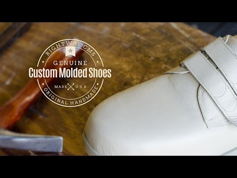 Right Way Custom Molded Shoes