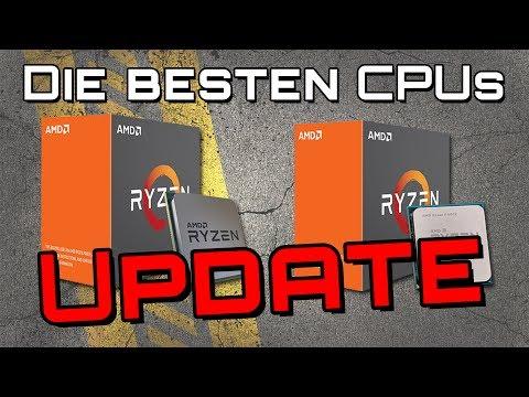 Preis-Leistungs-Hammer: Ryzen 5 1600   Die besten CPUs im Test UPDATE  #Gaming-PC