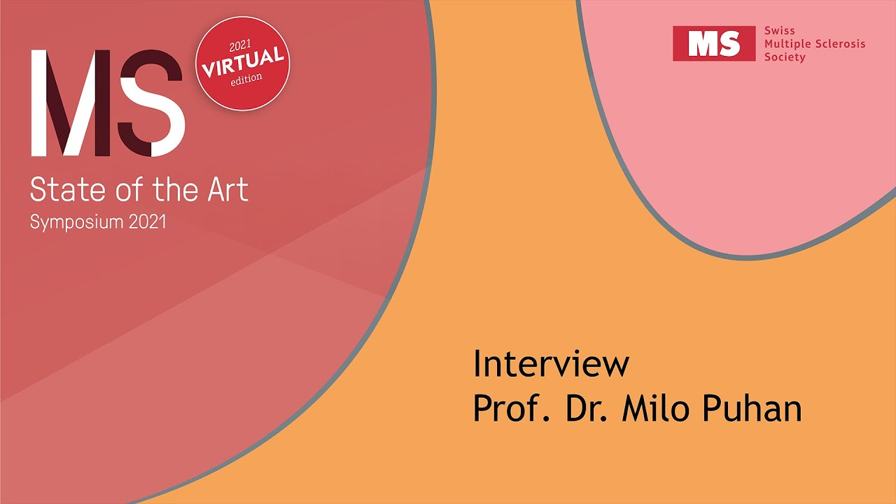 MS State of the Art Symposium 2021: Interview Milo Puhan