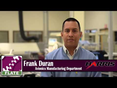 FLATE Interview Series Featuring Harris Corporation