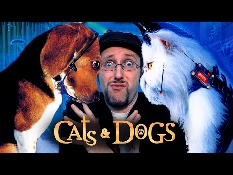 Cats and Dogs – Nostalgia Critic