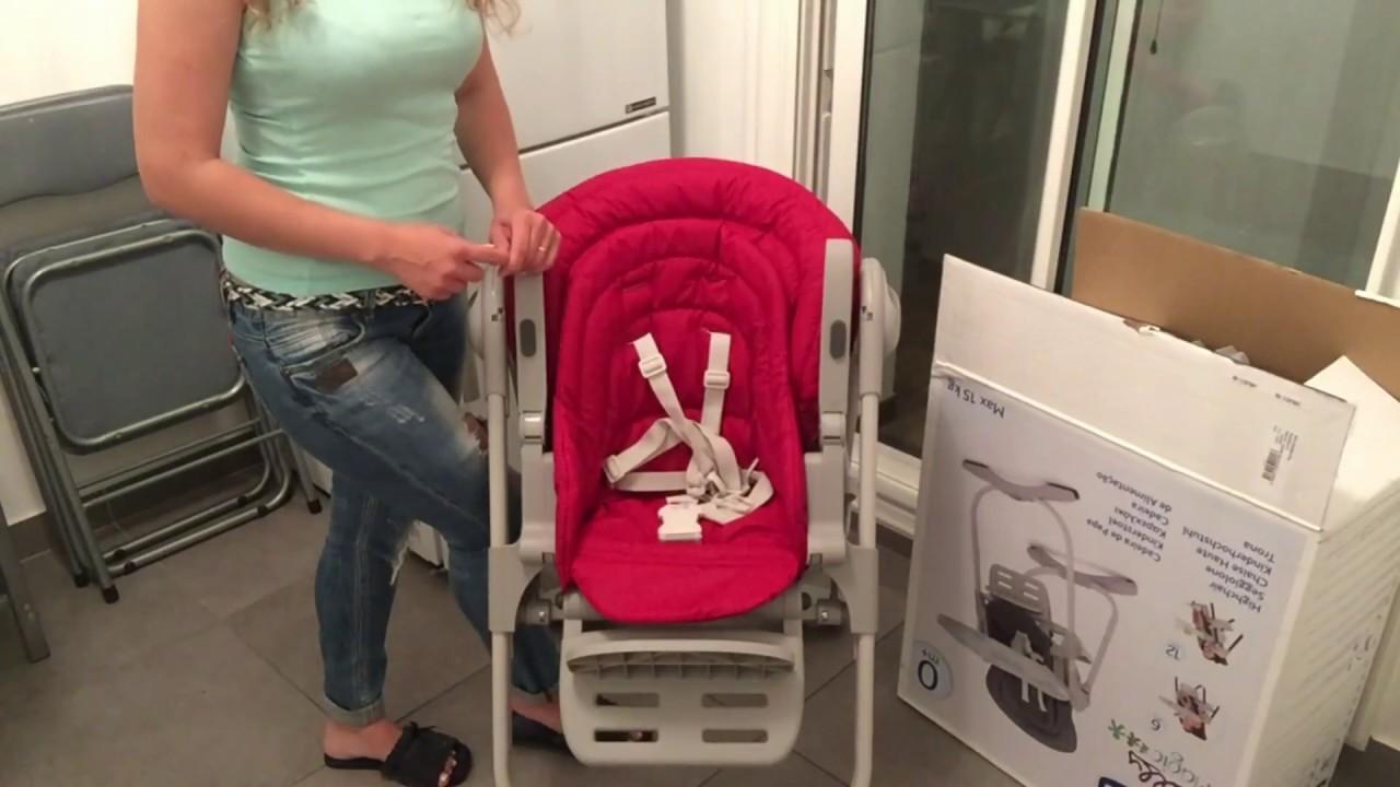стульчик Chicco Polly Magic 3 In 1 стульчик для кормления чикко
