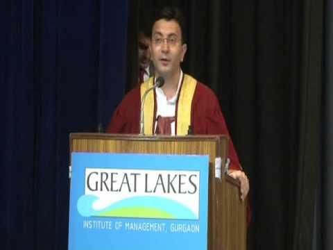 Shri Jitin Prasada addresses graduating class of 2013