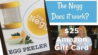 The Negg Egg Peeler Review