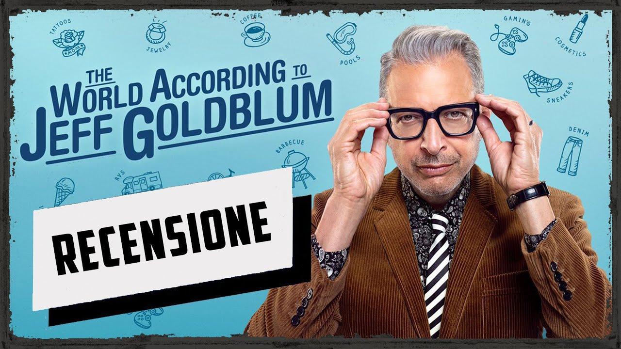 Download IL MONDO SECONDO JEFF GOLDBLUM - Una serie Disney+
