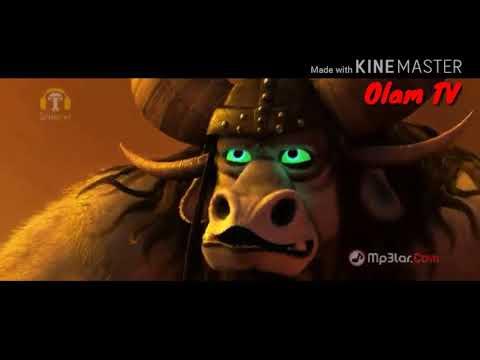 Kung Fu Panda 3 (11/12) Uzbek Tilida