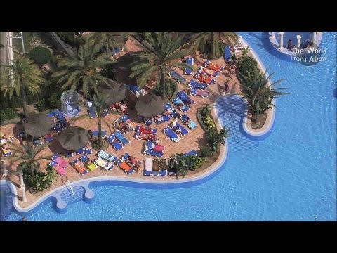 Spain From Above: Our Best Montage of Images (HD)