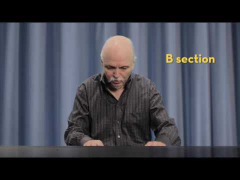 Musical Form with Professor Michael Kac