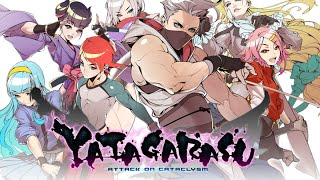 Yatagarasu: Attack on Cataclysm [Gameplay, PC]