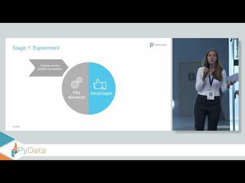 Developing Data Science products - Jan Zyśko, Magdalena Kalbarczyk