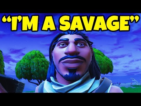 *LITTLE KID* TROLLS IN FORNITE RANDOM DUOS!!!