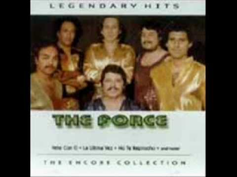 Grupo The Force con Paul Garza - Tejano Mix (Grupo Mazz)