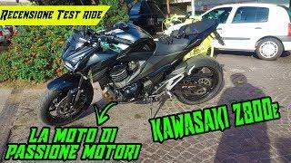 Recensione - Test Ride | KAWASAKI Z800e - L