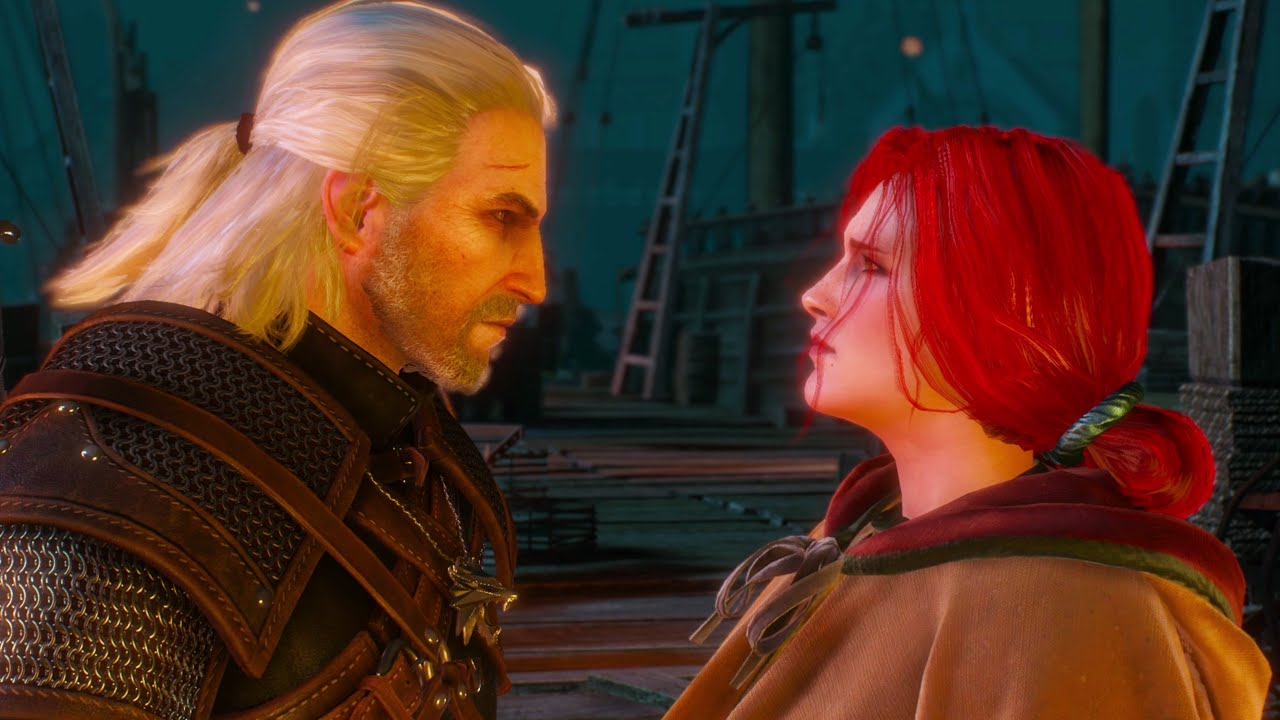 The Witcher's Big Romance Is Less Weird Than It Looks
