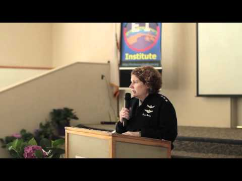 General Susan Helms at STEM Forum Part 1 of 3