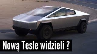 Nowa Tesla Cyber Truck