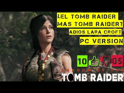 Shadow Of The Tomb Raider Analisis - Reseña A Fondo & Recomendacion XGP
