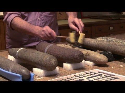 Dopo 10mila anni rivivono strumenti dell'età della pietra