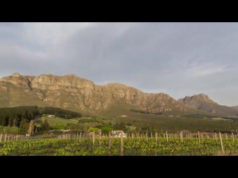 Stellenbosch Mountain Timelapse September 2015