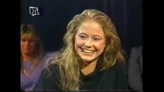 Silvia Seidel - Interview - Die Woche 1988