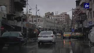 أمانة عمّان تعلن جاهزيتها للتعامل مع المنخفض الجوي - (25-1-2018)