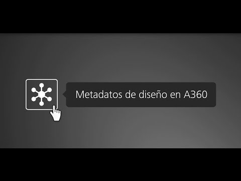 A360 2016 Video Design Metadata
