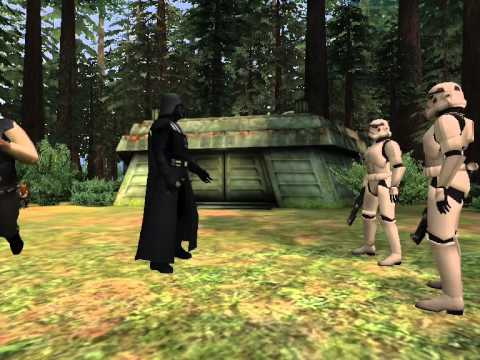 Clueless Vader - Star Wars Scene Maker