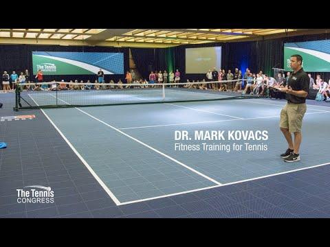 Golden Rules For Tennis-Specific Fitness Training - Dr. Mark Kovacs