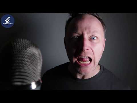 Limmy's Homemade Show: One, Two, Buckle My Shoe