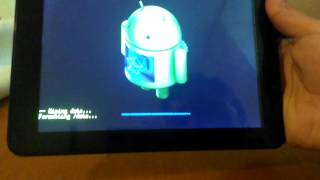 Come ressettare un tablet Android bloccato
