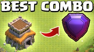 [TIP] TH8 BAY CÚP RANK HUYỀN THOẠI VỚI COMBO GÌ ? | CLASH OF CLANS |TH8 GETS TO LEGEND LEAGUE