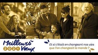 Émission spéciale Vœux 2021 - Ville de Montpellier