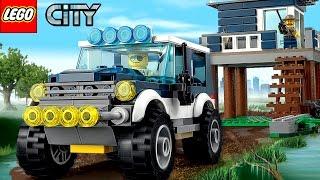 Кока Все Серии Подряд Лего Сити Полиция + мультики про машинки и мотоциклы. Видео на русском языке