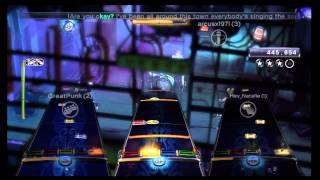 RB3 (DLC): Under Cover of Darkness by The Strokes. X Full Band 5stars [1,036,672] {#1 PS3}