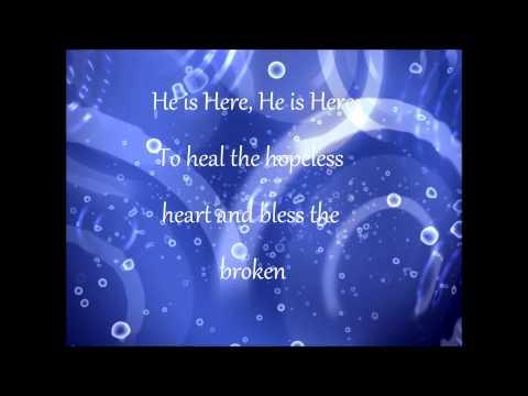 Sweet Anointing w/ Lrics - Joni Lamb & the Daystar Singers
