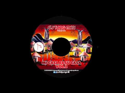 AFRO HOUSE   SOUTH AFRICAN HOUSE  TRIBAL HOUSE 2014 - 2015 BY DJ YUNG MILLI