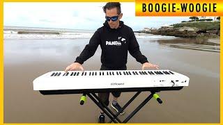 Ocean Boogie Woogie - Ben Toury