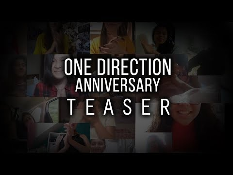 TEASER   Directioners singing History (One Direction 8th Anniversary)