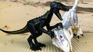 LEGO Dinosaurs Attack 2 🔺 New Jurassic World Stories