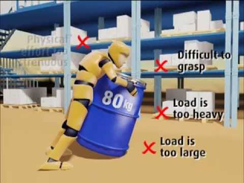 Manual Handling Risk Assessment - Case Study 1 - Barrel Handling