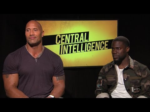 'Central Intelligence' Interview