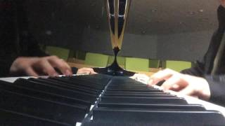 Gambar cover Marron5 - Sunday morning jazz piano arrange by GhangQ(Inspirated by Toki Asako)