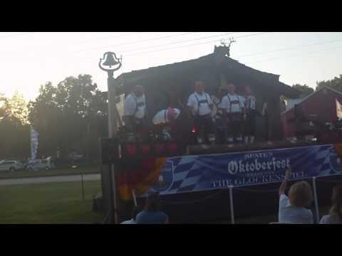 The Glockenspielers / Octoberfest 2016 St Charles,MO