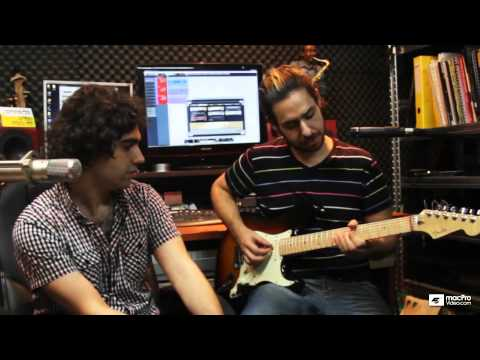 Outside The Box: Electric Guitar Production - 8. Producing Octaves With a Single String