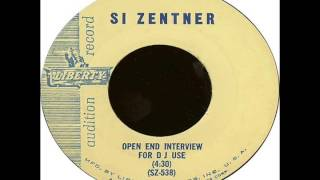 Si Zentner - Open End Interview For DJ Use (1963) Thumbnail