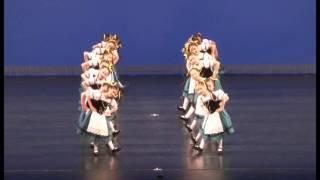 第52屆學校舞蹈節-德國舞(寶血小學)