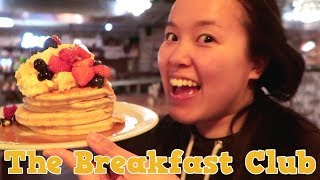 PANCAKES, BURGERS & DISCO FRIES! | The Breakfast Club - Yum It