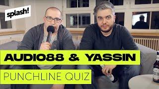 WHO DAT?! – Audio88 & Yassin im Punchline-Quiz (splash! Mag TV)